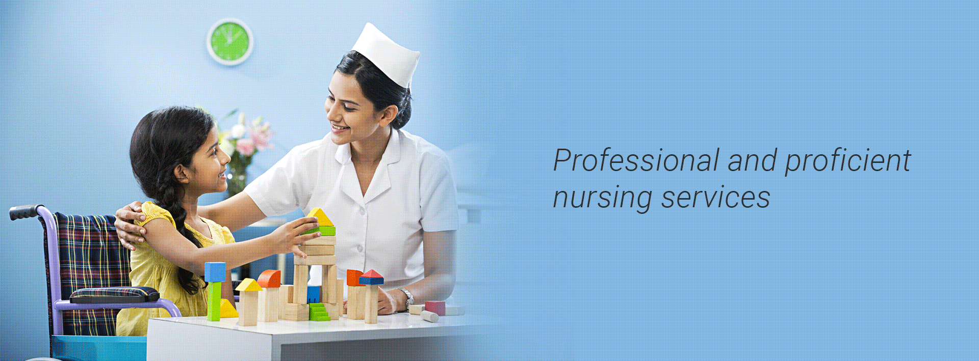 From where to choose the best and trained attendants for home care?