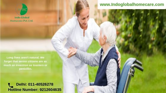 You are currently viewing From where we can choose the best senior citizen caretaker?