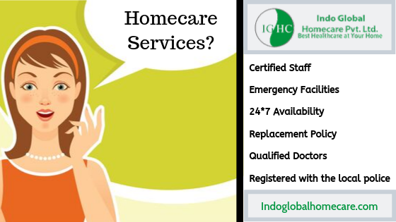 Read more about the article How to choose the best Homecare services?